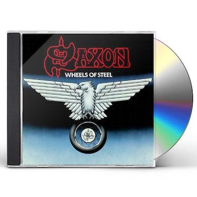 Saxon WHEELS OF STEEL CD