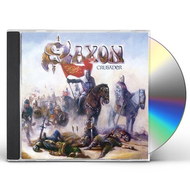 Saxon CRUSADER CD