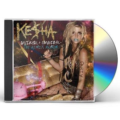 Ke$ha ANIMAL CANNIBAL CD