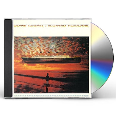 Wayne Shorter PHANTOM NAVIGATOR CD