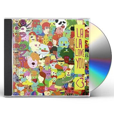 La La Love You < 3 CD