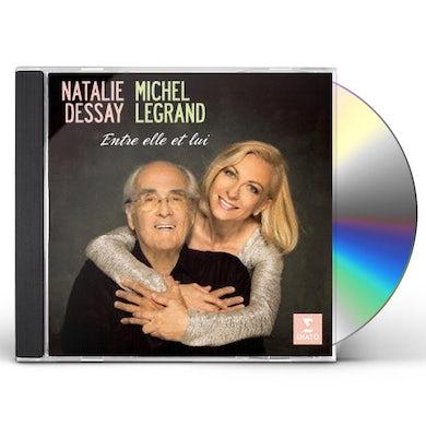 ENTRE ELLE ET LUI-NATALIE DESSAY SINGS MICHEL LEGR CD