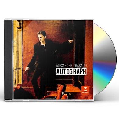 Alexandre Tharaud AUTOGRAPH CD