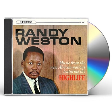 Randy Weston MUSIC FROM THE NEW AFRICAN NATIONS CD