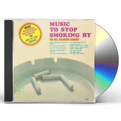 Sal Salvador MUSIC TO STOP SMOKING BY CD