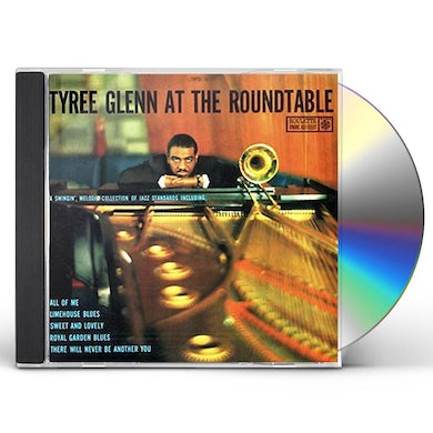 TYREE GLENN AT THE ROUNDTABLE CD