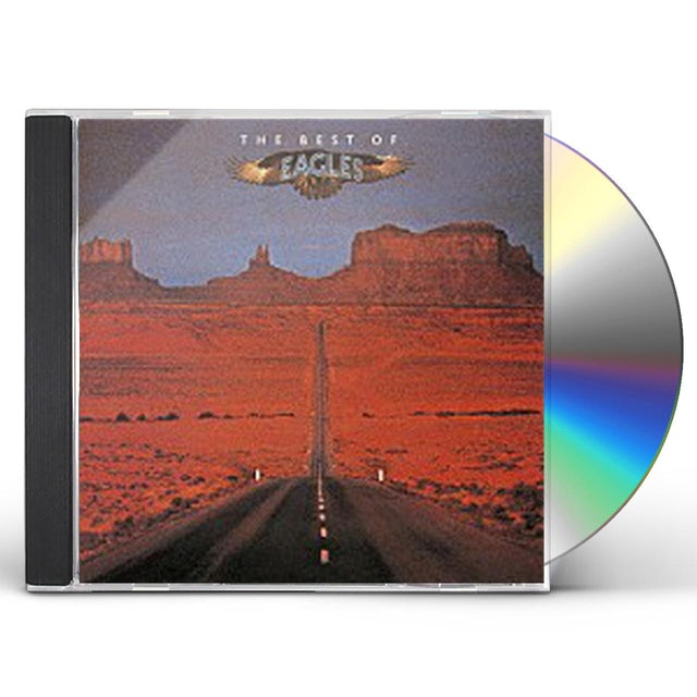 Eagles BEST OF CD