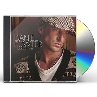 Daniel Powter BEST OF ME CD