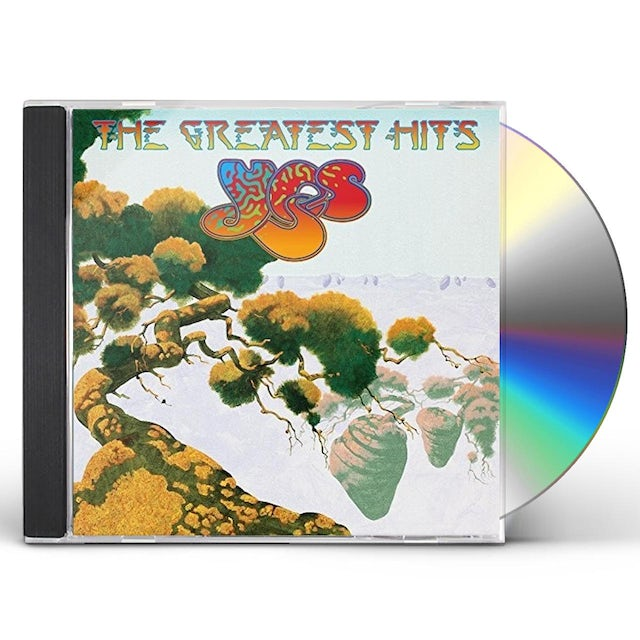 YES: GREATEST HITS CD