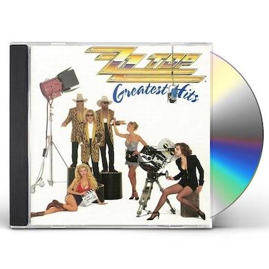 ZZ Top GREATEST HITS CD