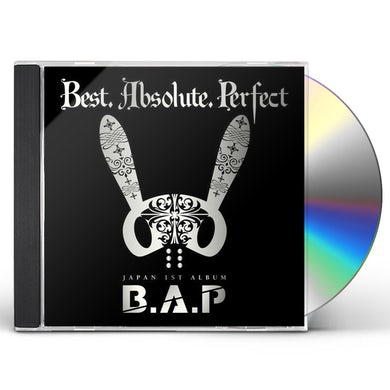 B.A.P BEST.ABSOLUTE.PERFECT CD