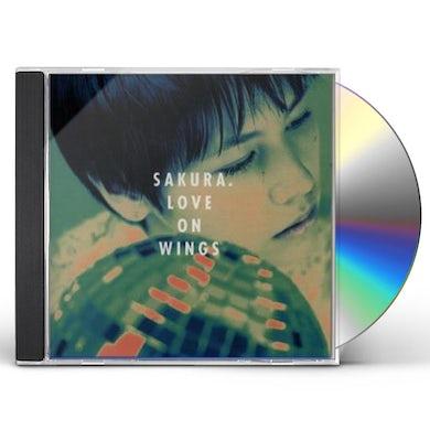 sakura LOVE ON WINGS CD