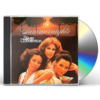 Silver Convention SUMMERNIGHTS: EXPANDED EDITION CD