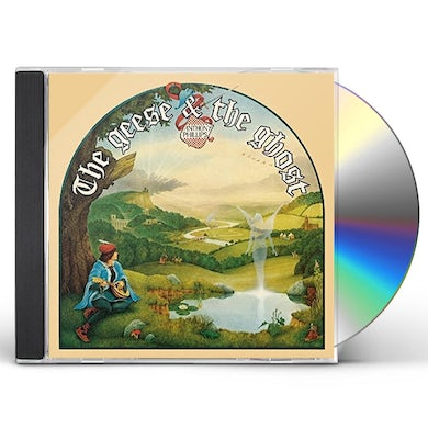 Anthony Phillips GEESE & THE GHOST CD