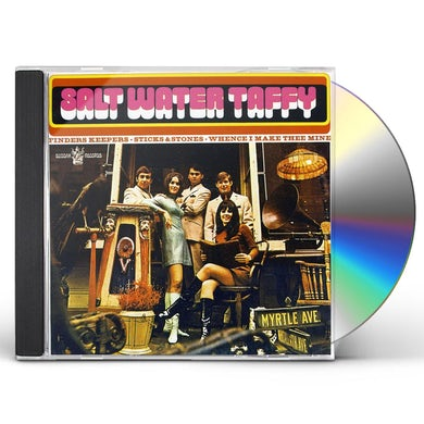 Salt Water Taffy FINDERS KEEPERS CD