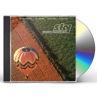 Sky GREAT BALLOON RACE: REMASTERED EDITION CD