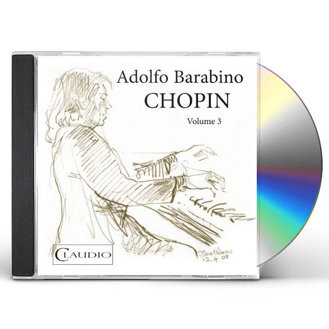 Chopin VOL 3 CD