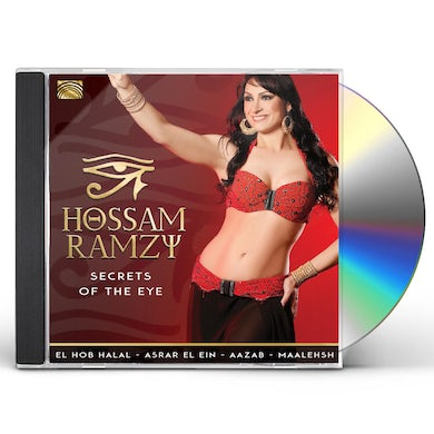 HOSSAM RAMZY SECRETS OF THE EYE CD