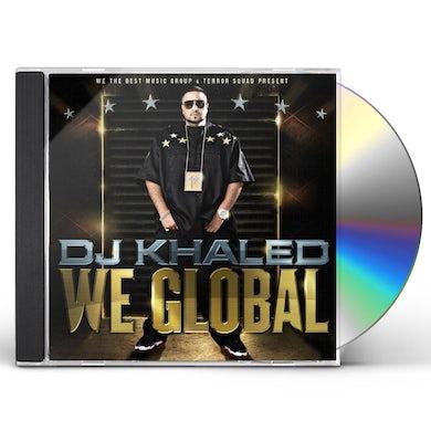 DJ Khaled WE GLOBAL CD