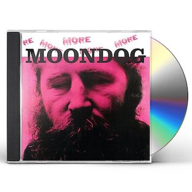MORE MOONDOG CD