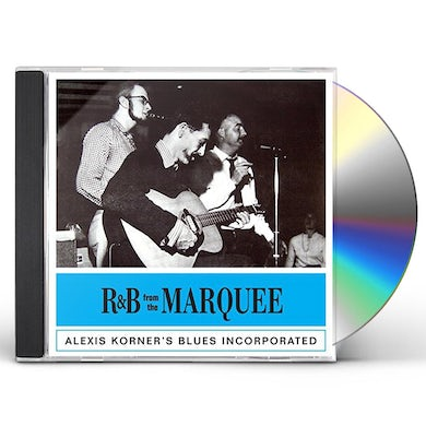 Alexis Korner R&B FROM THE MARQUEE CD