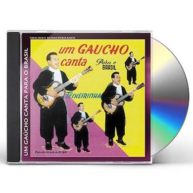Teixeirinha UM GAUCHO CANTA PARA O BRASIL CD