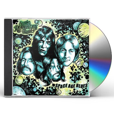 Sonics Rendezvous Band SPACE AGE BLUES CD