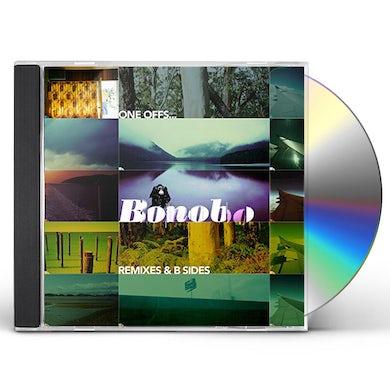 Bonobo ONE OFFS REMIXES & B SIDES CD