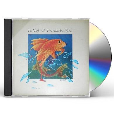 Pescado Rabioso LO MEJOR DE CD