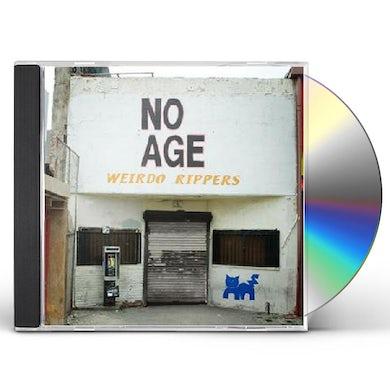 No Age WEIRDO RIPPERS CD