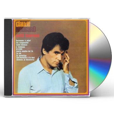 Claude Nougaro PETIT TAUREAU CD