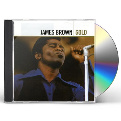 James Brown GOLD CD