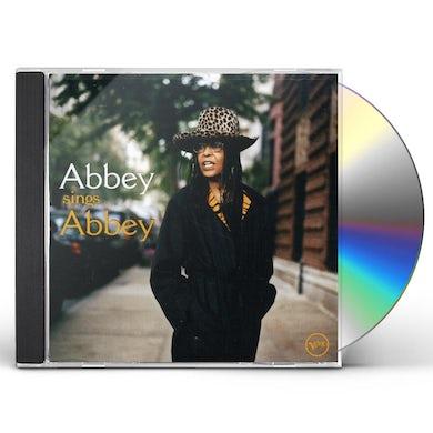 Abbey Lincoln ABBEY SINGS ABBEY CD