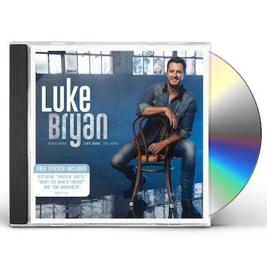 Luke Bryan Born Here Live Here Die Here CD
