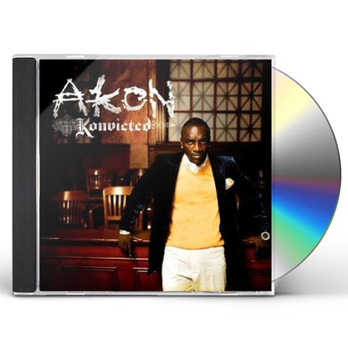 Akon KONVICTED CD