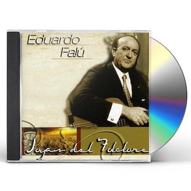 Eduardo Falu JOYAS DEL FOLKLORE CD