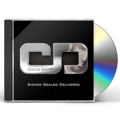 Craig David SIGNED SEALED DELIVERED CD