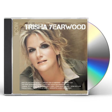 Trisha Yearwood ICON CD