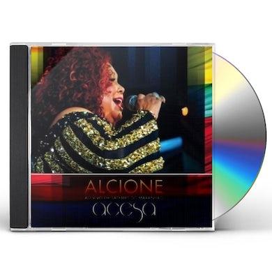 Alcione ACESA AO VIVO EM SAO LUIS DO MARANHAO CD