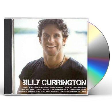 Billy Currington ICON CD