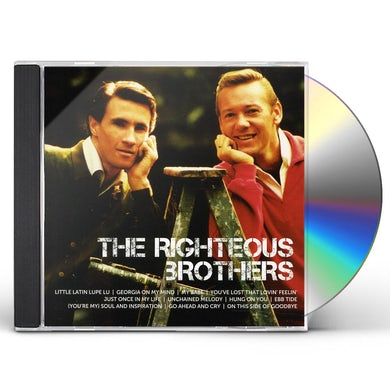 Righteous Brothers ICON CD