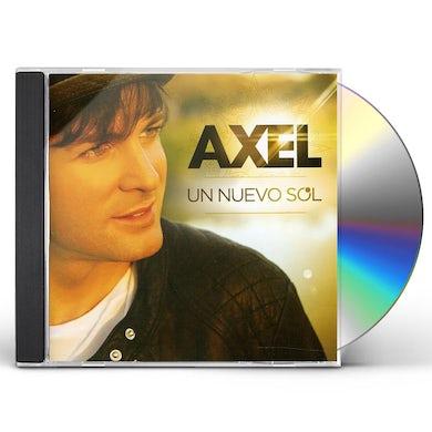 Axel UN NUEVO SOL CD