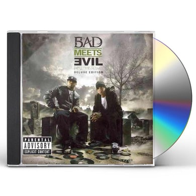 Bad Meets Evil Hell: The Sequel (EP)(Explicit Deluxe) CD