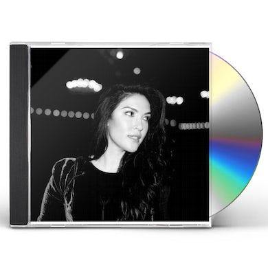 Kristina Train DARK BLACK CD
