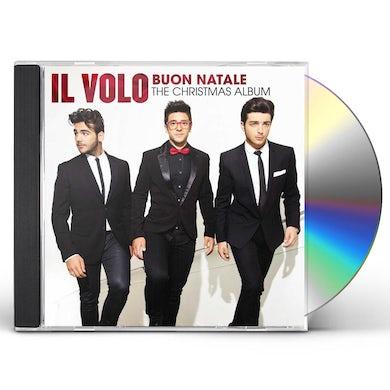 Il Volo BUON NATALE: THE CHRISTMAS ALBUM CD
