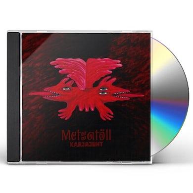 Metsatoll KARJAJUHT CD