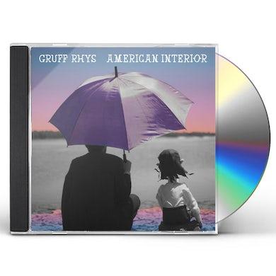 Gruff Rhys AMERICAN INTERIOR CD