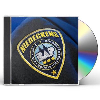 NIEDECKENS BAP DIE BELIEBTESTEN LIEDER: DELUXE EDITION CD