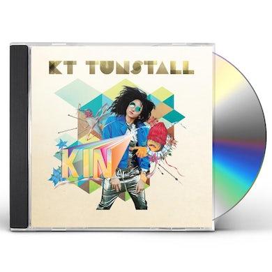 Kt Tunstall KIN CD