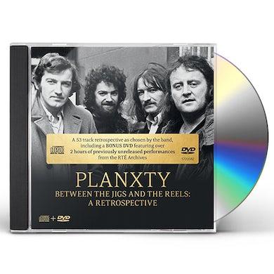 BETWEEN THE JIGS & THE REELS (CD/DVD) CD